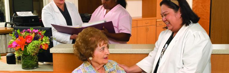 Skilled Nursing at The Actors Fund Home
