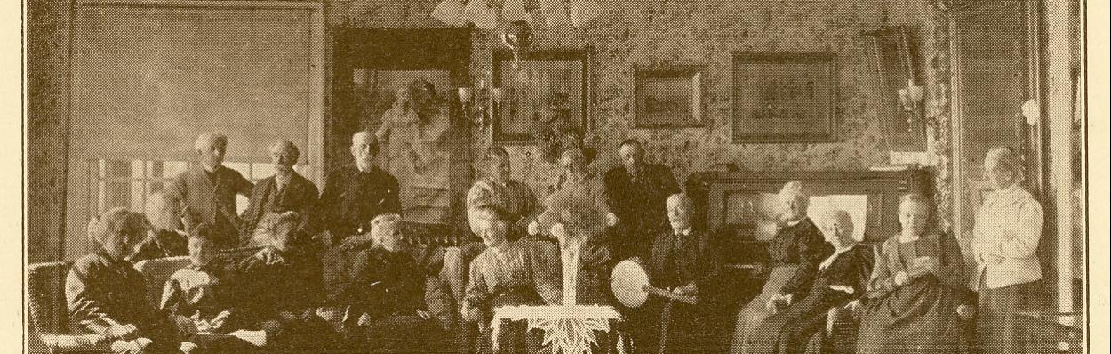 The Actors Fund Home, circa 1902