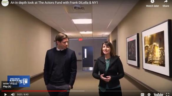 The Actors Fund Home on NY1's On Stage